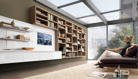 living room wall storage. modern living room wall units with