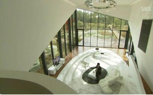 Great House Design in Korean drama \